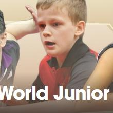 Sun International 2016 World Junior Table Tennis Championships