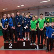 Beker van Vlaanderen 2015 podium heren