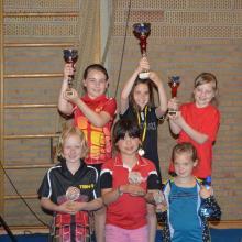 VJC finale 13-14 meisjes benjamins